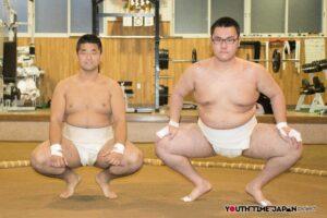Spotlight VOL.26 北海道函館水産高等学校 相撲部