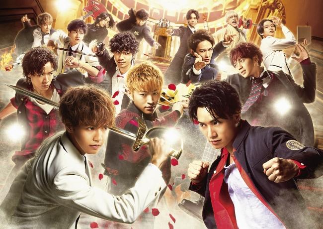 横浜アリーナで王子が大渋滞!「PRINCE OF LEGEND」PREMIUM LIVE SHOW2月14日(木)Huluで一夜限りのリアルタイム配信!