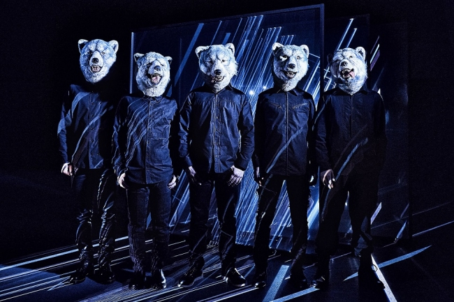 """MAN WITH A MISSION、新曲「Remember Me」が""""平成最後&令和最初の月9""""主題歌決定!"""