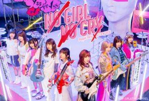 Poppin'Party・SILENT SIRENの新曲「NO GIRL NO CRY」MV上映会を新宿アルタビジョンで実施!