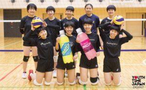 淑徳高等学校(東京都) 女子バレー部<BUKATSU魂。Supported by MATCH Season8>