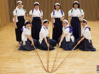 VOL.30 清水ヶ丘高等学校(広島県)薙刀部