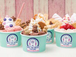 """ロールアイス専門店「ロールアイスクリームファクトリー」が創業2周年を記念して6月21日よりおすすめメニューの""""総選挙""""を実施!"""
