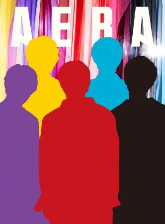 King & Princeが「AERA」に初登場!「この6人で間違いじゃなかった、よかったなと確信した1年でした」