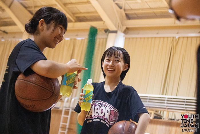 BUKATSU魂。Supported by MATCH Season8 北海道羽幌高等学校 バスケットボール部