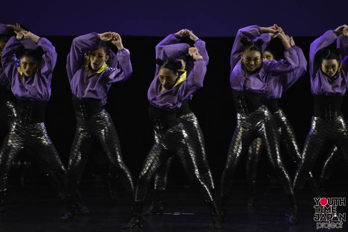 東京都立狛江高等学校(東京都)が演技を披露!<第12回日本高校ダンス部選手権DANCE STADIUM>