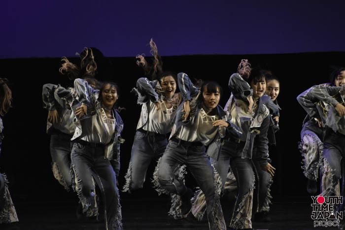 精華女子高等学校(福岡県)が演技を披露!<第12回日本高校ダンス部選手権DANCE STADIUM>