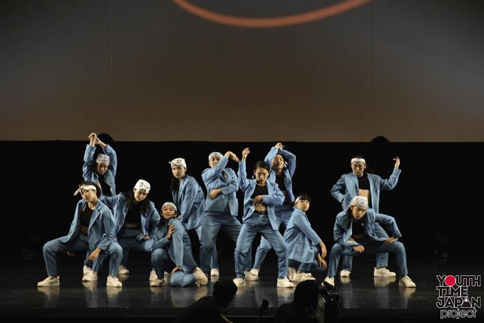 中京大学附属中京高等学校(愛知県)が演技を披露!<第12回日本高校ダンス部選手権DANCE STADIUM>