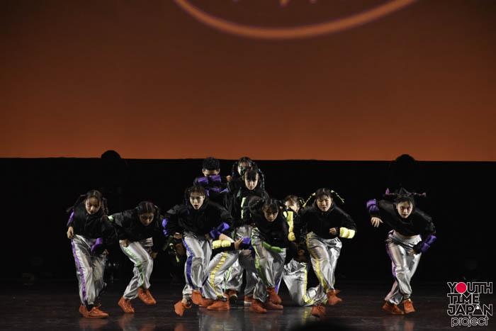 浦和学院高等学校(埼玉県)が演技を披露!<第12回日本高校ダンス部選手権DANCE STADIUM>