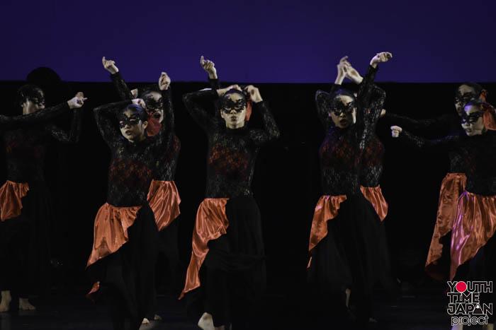 埼玉県立蕨高等学校が演技を披露!<第12回日本高校ダンス部選手権DANCE STADIUM>