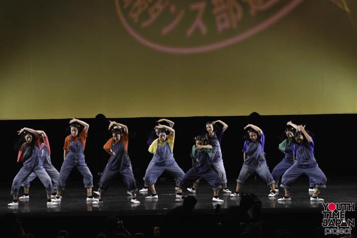 千葉県立柏陵高等学校が演技を披露!<第12回日本高校ダンス部選手権DANCE STADIUM>