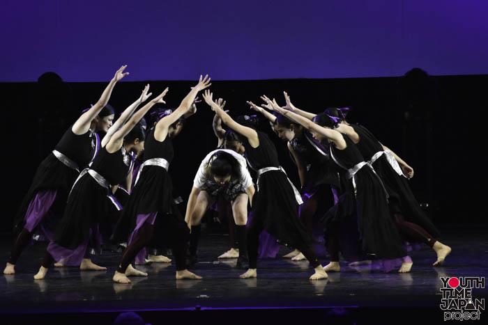 四條畷学園高等学校(大阪府)が演技を披露!<第12回日本高校ダンス部選手権DANCE STADIUM>