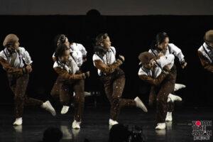 大阪府立摂津高等学校が演技を披露!<第12回日本高校ダンス部選手権DANCE STADIUM>