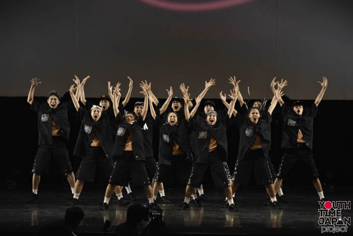 大阪府立柴島高等学校が演技を披露!<第12回日本高校ダンス部選手権DANCE STADIUM>