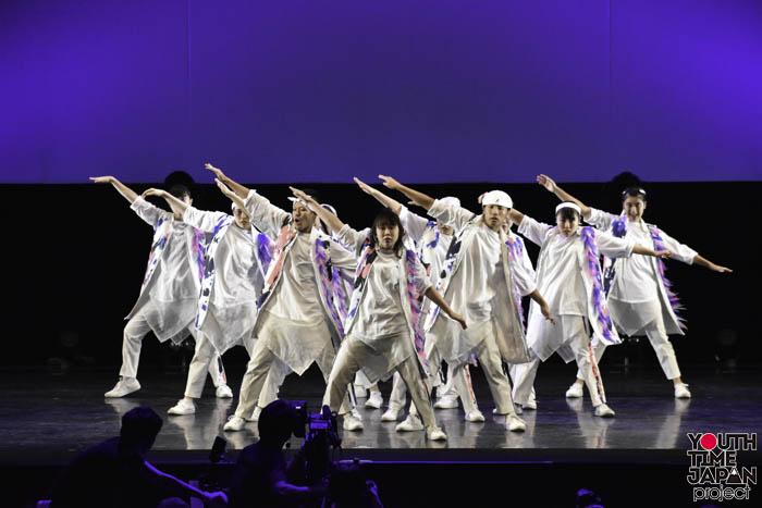 仙台城南高等学校が演技を披露!<第12回日本高校ダンス部選手権DANCE STADIUM>
