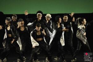 二松學舍大学附属高等学校(東京都)が演技を披露!<第12回日本高校ダンス部選手権DANCE STADIUM>