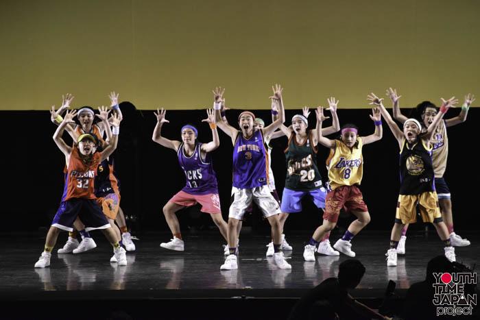 東京都立町田総合高等学校が演技を披露!<第12回日本高校ダンス部選手権DANCE STADIUM>