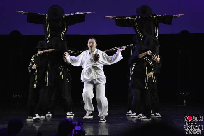 大阪府立河南高等学校が演技を披露!<第12回日本高校ダンス部選手権DANCE STADIUM>