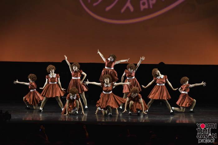 山村学園高等学校(埼玉県)が演技を披露!<第12回日本高校ダンス部選手権DANCE STADIUM>