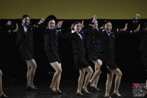 東京都立福生高等学校が演技を披露!<第12回日本高校ダンス部選手権DANCE STADIUM>
