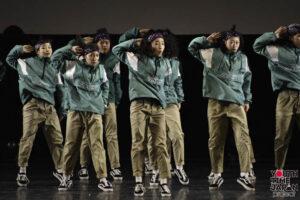 豊川高等学校(愛知県)が演技を披露!<第12回日本高校ダンス部選手権DANCE STADIUM>