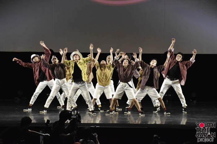 大阪高等学校が演技を披露!<第12回日本高校ダンス部選手権DANCE STADIUM>