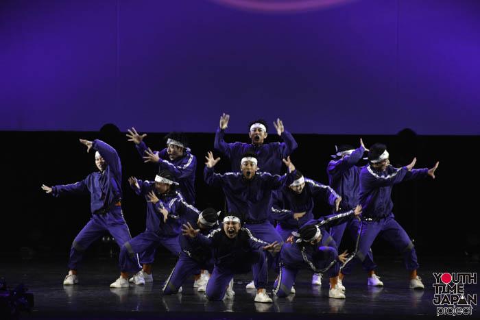 桐光学園高等学校(神奈川県)が演技を披露!<第12回日本高校ダンス部選手権DANCE STADIUM>