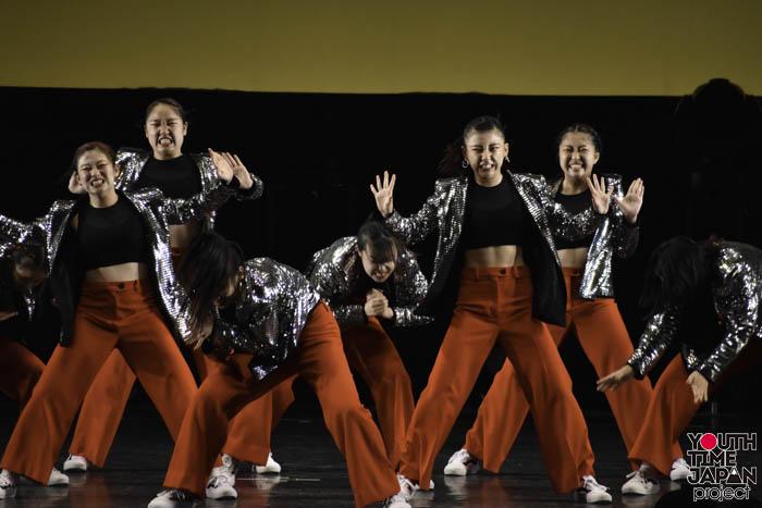 東海学園高等学校(愛知県)が演技を披露!<第12回日本高校ダンス部選手権DANCE STADIUM>