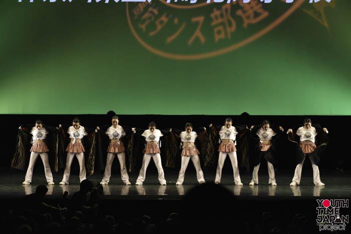 神奈川県立川崎北高等学校が演技を披露!<第12回日本高校ダンス部選手権DANCE STADIUM>