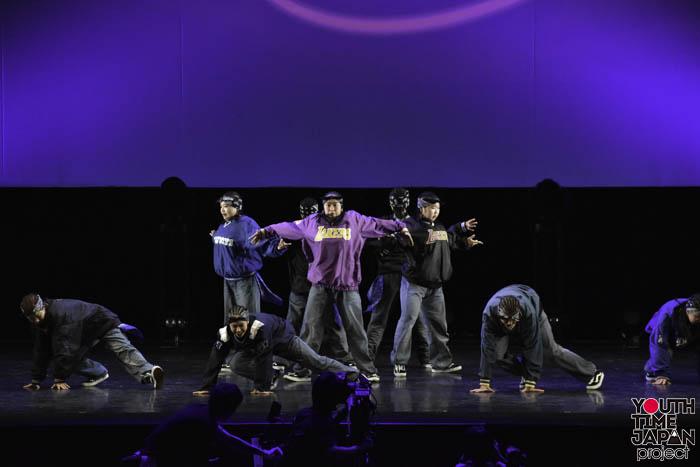 大阪府立渋谷高等学校が演技を披露!<第12回日本高校ダンス部選手権DANCE STADIUM>