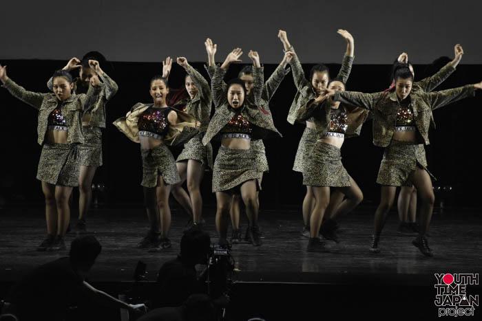 群馬県立伊勢崎清明高等学校が演技を披露!<第12回日本高校ダンス部選手権DANCE STADIUM>