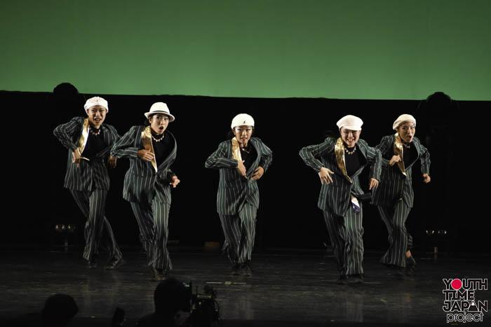 浪速高等学校(大阪府)が演技を披露!<第12回日本高校ダンス部選手権DANCE STADIUM>