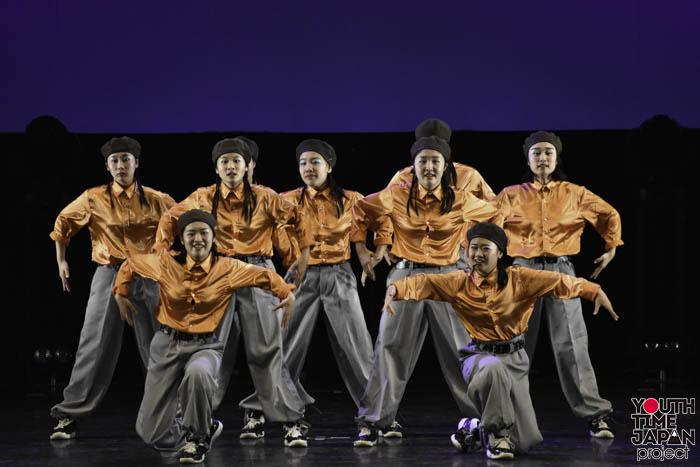 専修大学附属高等学校(東京都)が演技を披露!<第12回日本高校ダンス部選手権DANCE STADIUM>
