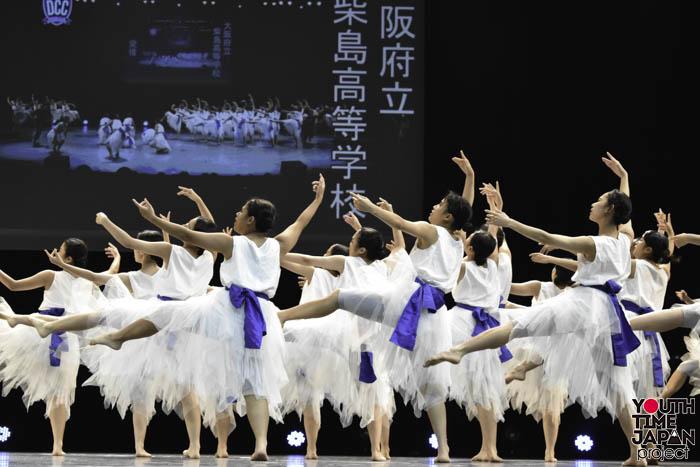 【大阪府立柴島高等学校】愛惜(ミスユー)のテーマでダンスを披露!<第7回 DANCE CLUB CHAMPIONSHIP>