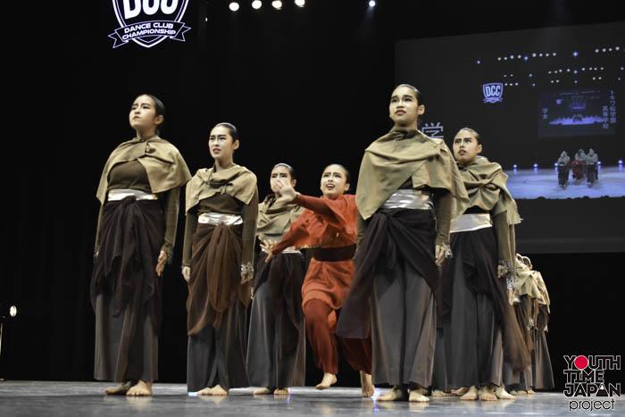 【トキワ松学園高等学校】学女(マララ)のテーマでダンスを披露!<第7回 DANCE CLUB CHAMPIONSHIP>