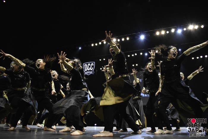 【武南高等学校】憤怒(ライジン)のテーマでダンスを披露!<第7回 DANCE CLUB CHAMPIONSHIP>
