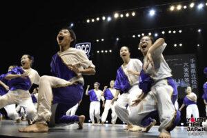 【千葉県立松戸六実高等学校】青瞬(むち)のテーマでダンスを披露!<第7回 DANCE CLUB CHAMPIONSHIP>