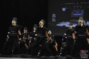 【東京都立狛江高等学校】黒烏(クロウ)のテーマでダンスを披露!<第7回 DANCE CLUB CHAMPIONSHIP>