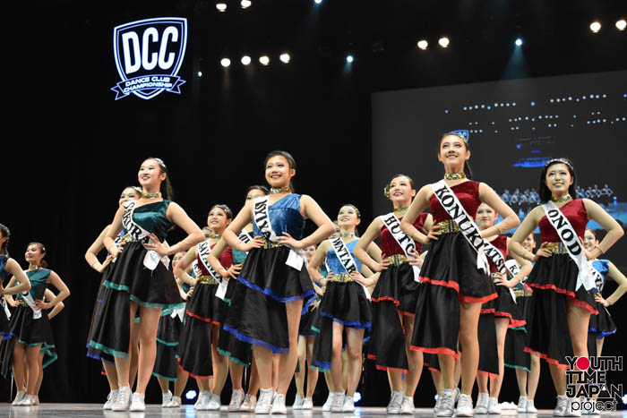 【品川女子学院】美魂(ミスコン)のテーマでダンスを披露!<第7回 DANCE CLUB CHAMPIONSHIP>