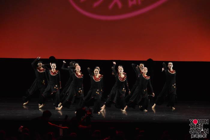 神戸市立葺合高等学校(兵庫県)が演技を披露!<第12回日本高校ダンス部選手権DANCE STADIUM>