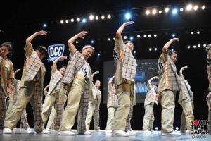 【大阪府立柴島高等学校】闘者(ソルジャー)のテーマでダンスを披露!<第7回 DANCE CLUB CHAMPIONSHIP>