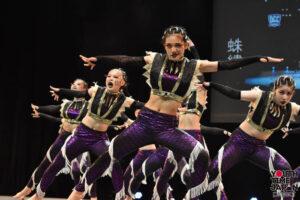 【大阪市立汎愛高等学校】蛛繍(シュピンネ)のテーマでダンスを披露!<第7回 DANCE CLUB CHAMPIONSHIP>