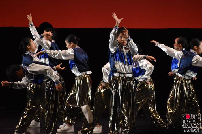 大阪府立箕面高等学校が演技を披露!<第12回日本高校ダンス部選手権DANCE STADIUM>