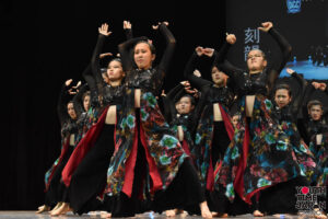 【同志社香里高等学校】刻韻(こくいん)のテーマでダンスを披露!<第7回 DANCE CLUB CHAMPIONSHIP>