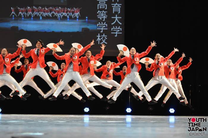 【日本体育大学荏原高等学校】五輪(オリンピック)のテーマでダンスを披露!<第7回 DANCE CLUB CHAMPIONSHIP>
