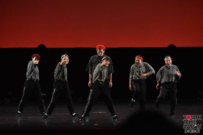 沖縄県立具志川高等学校が演技を披露!<第12回日本高校ダンス部選手権DANCE STADIUM>