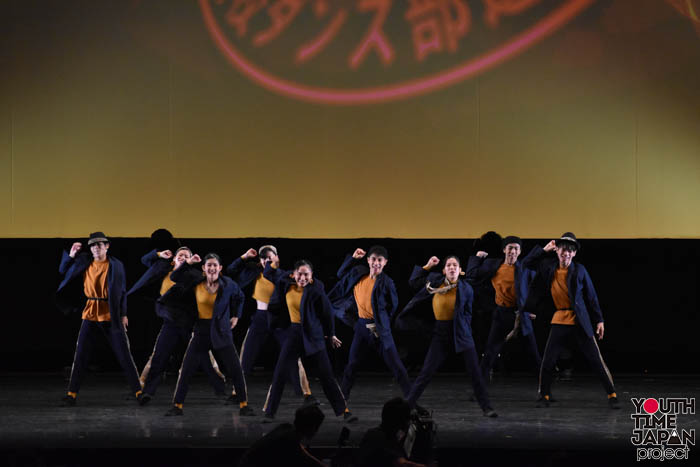 沖縄県立北中城高等学校が演技を披露!<第12回日本高校ダンス部選手権DANCE STADIUM>