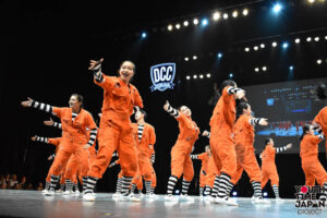 【広島工業大学高等学校】逆転(ダツゴク)のテーマでダンスを披露!<第7回 DANCE CLUB CHAMPIONSHIP>