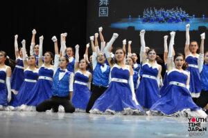 【大阪市立高等学校】舞国(ディセンダント)のテーマでダンスを披露!<第7回 DANCE CLUB CHAMPIONSHIP>