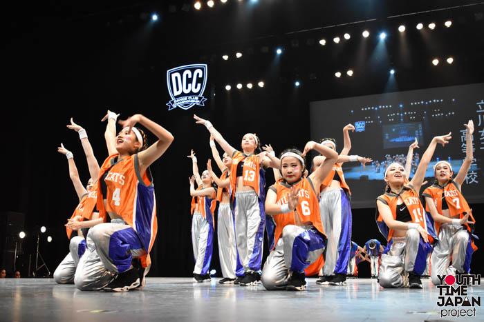 【立川女子高等学校】仲間(ライバル)のテーマでダンスを披露!<第7回 DANCE CLUB CHAMPIONSHIP>